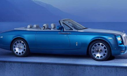 Rolls-Royce predstavio posebni Phantom Drophead Coupe Waterspeed Collection (foto/video)