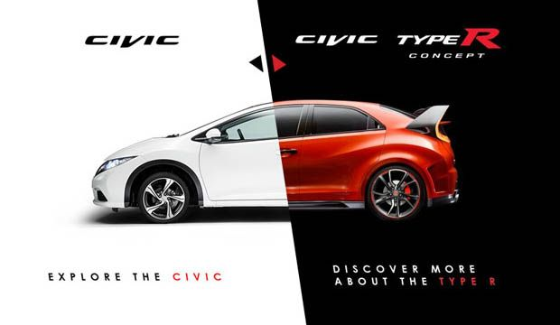 Honda Civic ima dva lica (video)