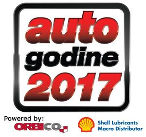 AUTO GODINE 2017. powered by Orbico – makro distributer Shell maziva