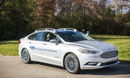 FORD razvija autonomno vozilo