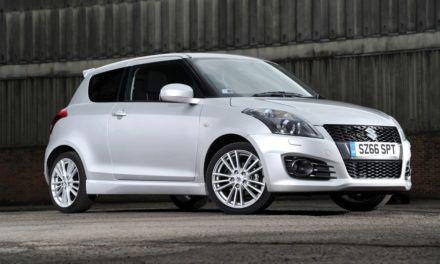 Suzuki Swift Sport osvaja Britaniju 6 godina za redom
