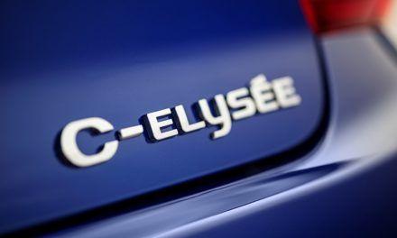 CITROEN C-ELYSEE
