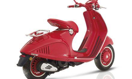 VESPA 964 RED