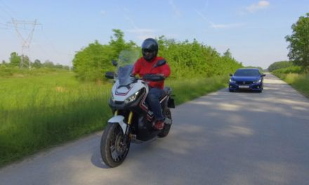Honda Civic i X-ADV