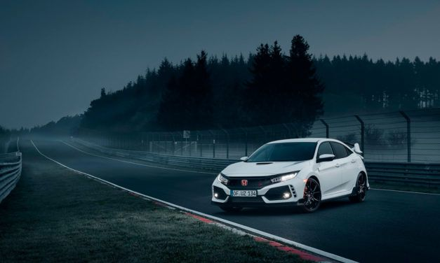 Nagrada za Civic Type R