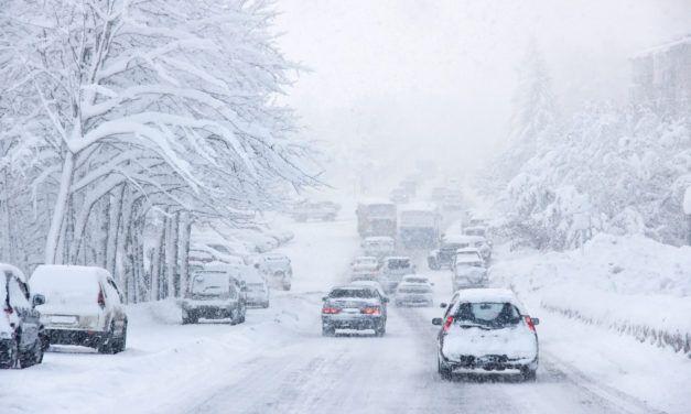 Zimski uvjeti na cesti – MUP savjetuje