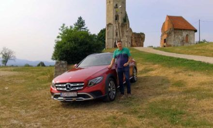 Mercedes E klase All Terrain