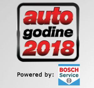 AUTO GODINE 2018.