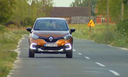 Renault Captur MY2018
