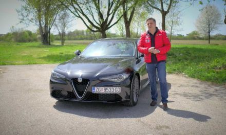 Alfa Romeo Giulia 2.2 Multijet 150 AT