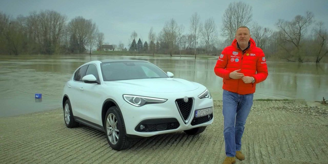 Alfa Romeo Stelvio 2.2 Multijet 210 AT