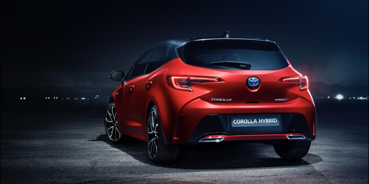 Toyota Corolla se vraća u svim izvedenicama