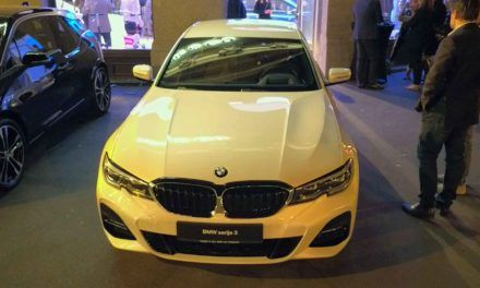 Predstavljanje BMWa serije 3